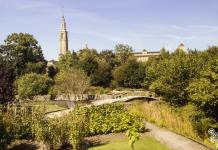 Jardín Botánico Atlántico de Gijón
