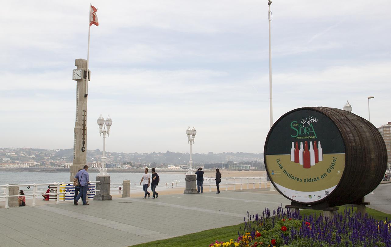 Gijón de Sidra 2017
