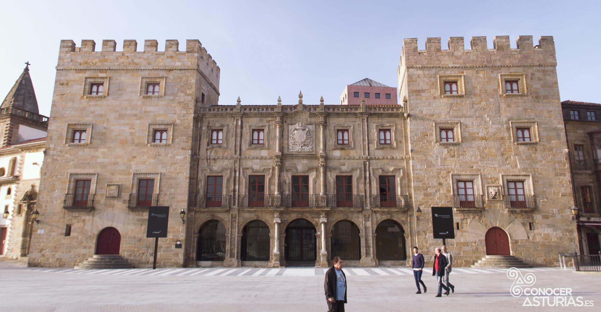 sitios de interés en Gijón