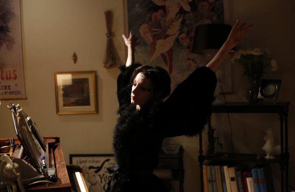 Fotograma de la película francesa 'Bárbara'