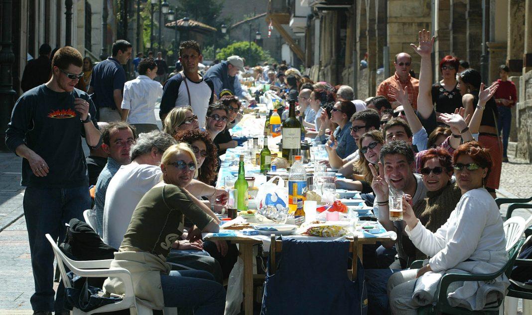 Fiestas del Bollo en Avilés