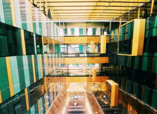 Interior del HUCA