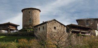 El camino medieval a Banduxu