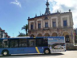 Villaviciosa pone en marcha el bus-playa a Rodiles