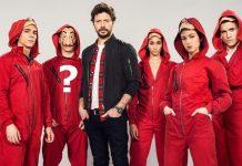 El Autocine de Gijón preestrena la tercera temporada de 'La casa de papel'