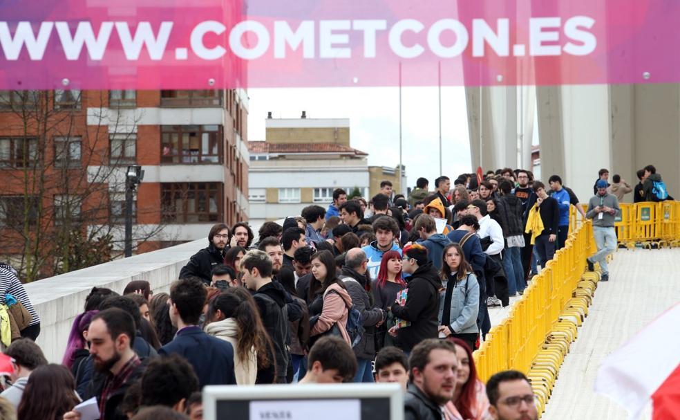 Cometcon 2020 en Gijón