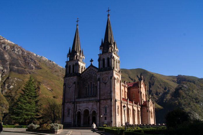 Basílica de Covadonga / Cuadonga