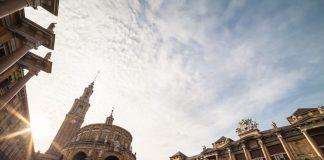 El edificio más grande de España está en Gijón